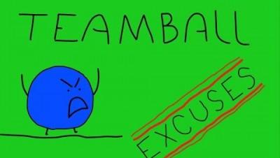 Teamball.io Animation: The Wheel of Excuses