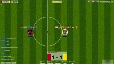 Teamball.io EU 1v1 Round 1 ©Ɩᖴᑕ SauroN vs Yayezlul