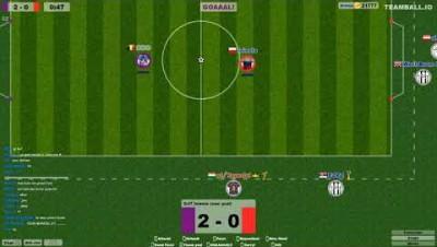 Teamball.io EU 1v1 Round 2  vs Iniesta