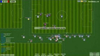 Teamball.io Olympics 4v4 Part 1