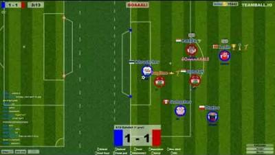 Teamball.io Olympics 4v4 Part 2