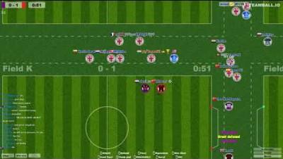 Teamball.io OT 42 Round 3 MrProf vs Javie