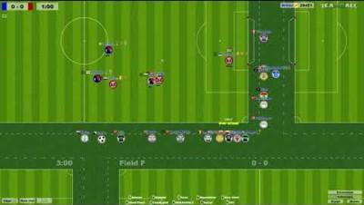 Teamball.io OT 49 LR6 MrBlobby+Barnsey+MHD vs Javie+MrProf+Torvesta