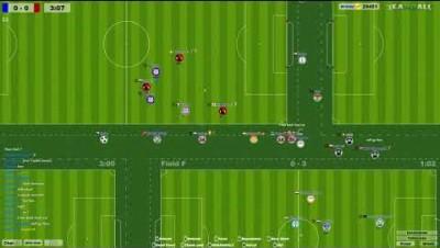 Teamball.io OT 49 Semifinal MrBlobby+Barnsey+MHD vs CeKo+ツAFTV+VorteX