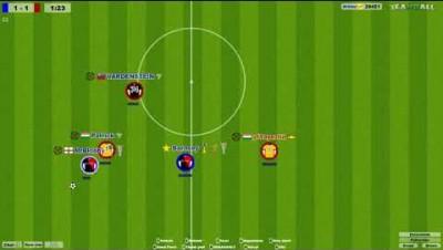 Teamball.io OT49 R1 MrBlobby+Barnsey+MHD vs Patrick ツ+VARDENSTEIN ツ+ytYayezlül