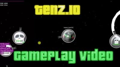 Tenz.io - Gameplay Video