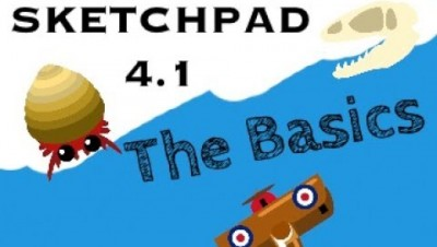 The Basics || Sketchpad 4.1/Sketch.io Tutorial [1]
