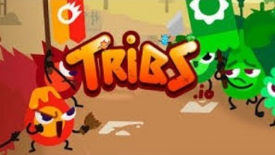 THE BEST .IO GAME EVER!.. TRIBS.IO! | Sunday With Sebie