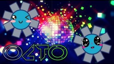The Disco Octo!!! New disco theme for diep.io