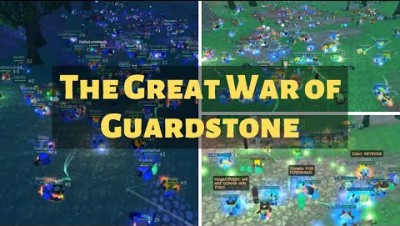 THE GREAT WAR OF GUARDSTONE