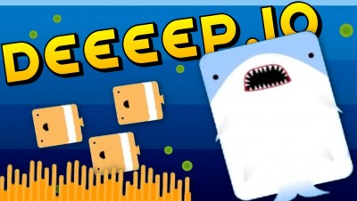 THE LEGEND OF FEEEESH - Deeeep.io Gameplay