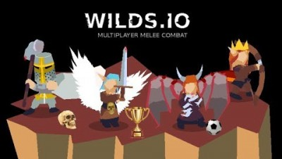 The legends of wilds.io