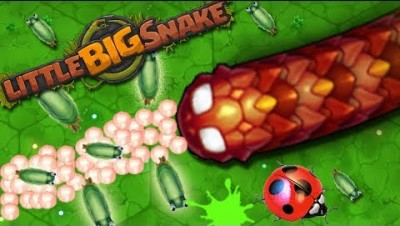 THE NEXT VIRAL .IO GAME // LITTLEBIGSNAKE.IO PRO GAMEPLAY (BETTER VERSION OF SLITHER.IO)