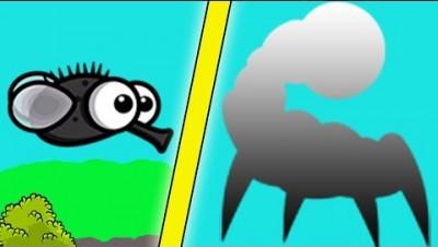 THIS GAME IS PRETTY HARD FlyOrDie.io