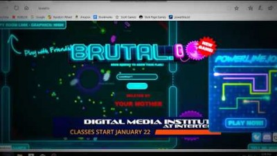This is Getting BRUTAL! - brutal.io Gameplay #1