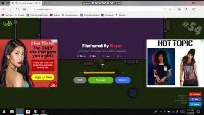 This Lag is Sooooo Bad... - Zombsroyale.io Gameplay #11