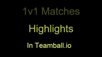 Top Shots! 1v1 Highlights! : Teamball.io