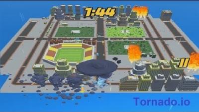 Tornado.io LARGEST TORNADO - Map Control