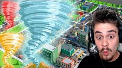 Tornado.io - TORNADO DESTRUIU A CIDADE ‹ AbooT ›