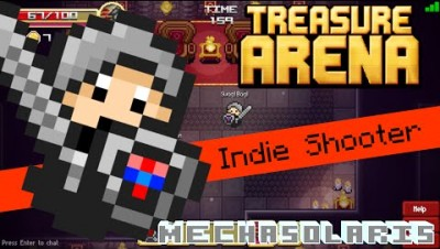 Treasure Arena: Epic Indie Shooter!