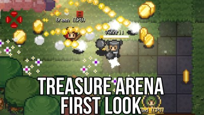 Treasure Arena (Free MOBA Game): Watcha Playin'? Gameplay First Look