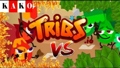 TRIBS.IO - TRIBS.IO NEW GAME - A BATALHA DAS TRIBOS / HOW TO PLAY TRIBS.IO / TRIBS.IO  GAMEPLAY