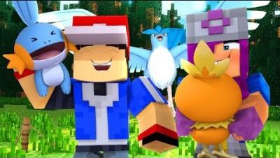 *Ultra Beast Update* 4-Player Pixelmon Tycoon - Minecraft Pixelmon Modded Minigame!