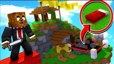 UNLIMITED EMERALD STRATEGY IN MINECRAFT BED WARS!