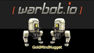 Warbot.io- 200 Kills | Robot Fighting io Game