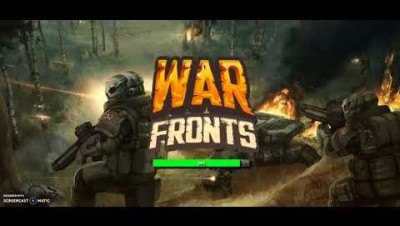 WarFronts.io Gameplay!