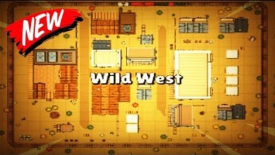 Welcome to the WILD WEST!!| Zombs Royale Season 8 New Map Area Update (Zombsroyale.io)