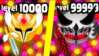 WHICH NEW HIGHEST LEVEL EVOLUTION IS STRONGER? (LVL 9999+ EVOLUTION UPDATE) l Evowars.io update