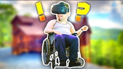Why am I in a wheelchair? - Wake Gameplay