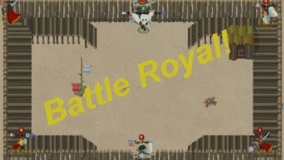 Wilds.io Battle Royal & Tag team