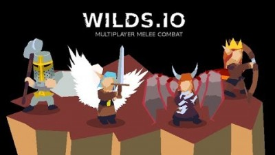 Wilds.io new build l WebGL l Hardcore mode?