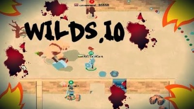 Wilds.io Ogre | Killing The Ogre in Wilds.io With A Sword