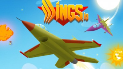 Wings.io New Addicting Massive Multiplayer Online Shooting Game!