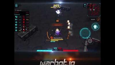 Wondersquad - Warbot.io Trailer