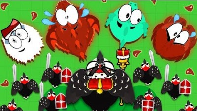 WOODPECKER ARMY DESTROYS EVERY ANIMAL ON THE MOPE.IO SERVERS! | INSANE WOODPECKER TROLLING TOP TIERS
