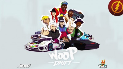 Woopdrift.io NEW .iO GAME!