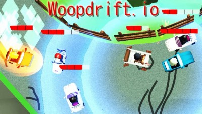 Woopdrift.io - Vehicle Carnage - Cars, Items and Upgrades