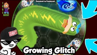 WORMATE.IO - 1 IMPOSSIBLE WORM VS 90k MONSTER WORMS [FUNNY TROLLING MOMENTS & GROWING GLITCH] HD