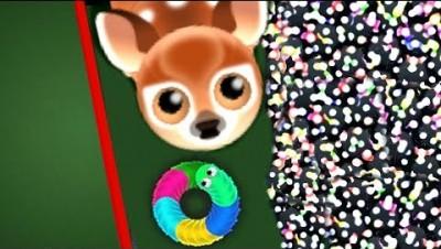 Wormax.io - IMMORTAL GIANT WORM! // Epic Wormaxio Gameplay (Wormaxio Funny Moments)
