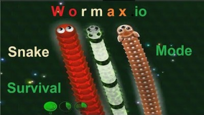 Wormax.io Survival Mode
