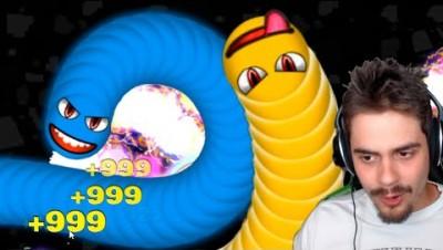 Worms.Zone - MINHOCA IMORTAL 1º LUGAR!! ( NOVA ATUALIZAÇÃO ) ‹ AbooT ›