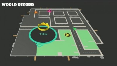 Yumy.io (Hole.io) World Record +1,536