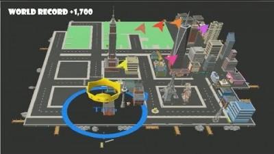 Yumy.io (Hole.io) World Record +1,700
