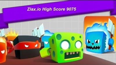 Zlax.io High Score 9075