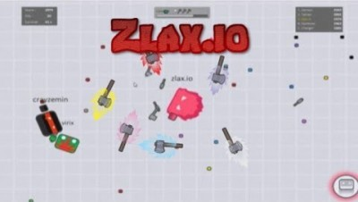 Zlax.io New Io Game ? | Zlax.io Gameplay 4 axes
