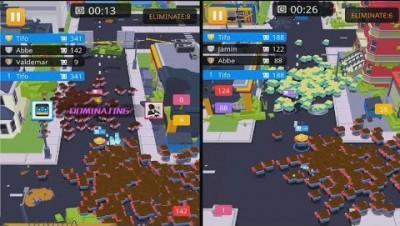 Zombie Crash (Crowd City) - New io Game